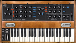 Club Music - Arturia Minimoog Virtueller Synthesizer
