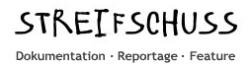 Tress Webdesign - Logo Streifschuss - Künstlerische Webseite