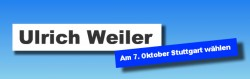 Tress Webdesign - OB-Wahlkampfseite Logo