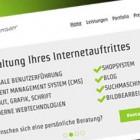 Tress Webdesign - neue Seite geht online