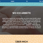 Onepager - Wo